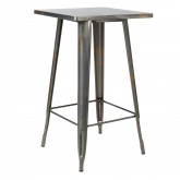 Brushed LIX High Table, thumbnail image 1