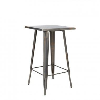 Brushed LIX High Table