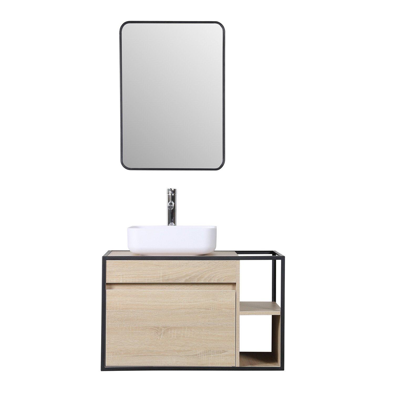 Remarkable Silvy 80 Bathroom Vanity Set With Mirror Download Free Architecture Designs Scobabritishbridgeorg