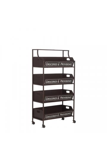 Trin Display Cart