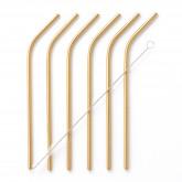 Kürv Straws in Metallic Matte, thumbnail image 1