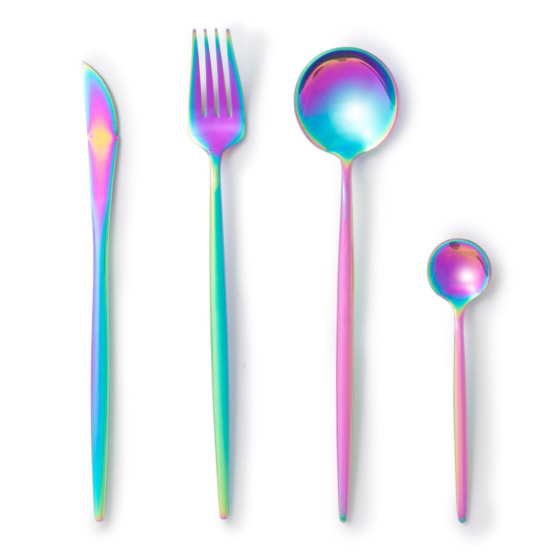 Iridescent Cutlery Noya, gallery image 1