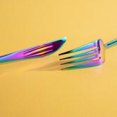 Iridescent Cutlery Noya, thumbnail image 3