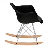 Metallic Brich Scand Rocking Chair [KIDS!], thumbnail image 3