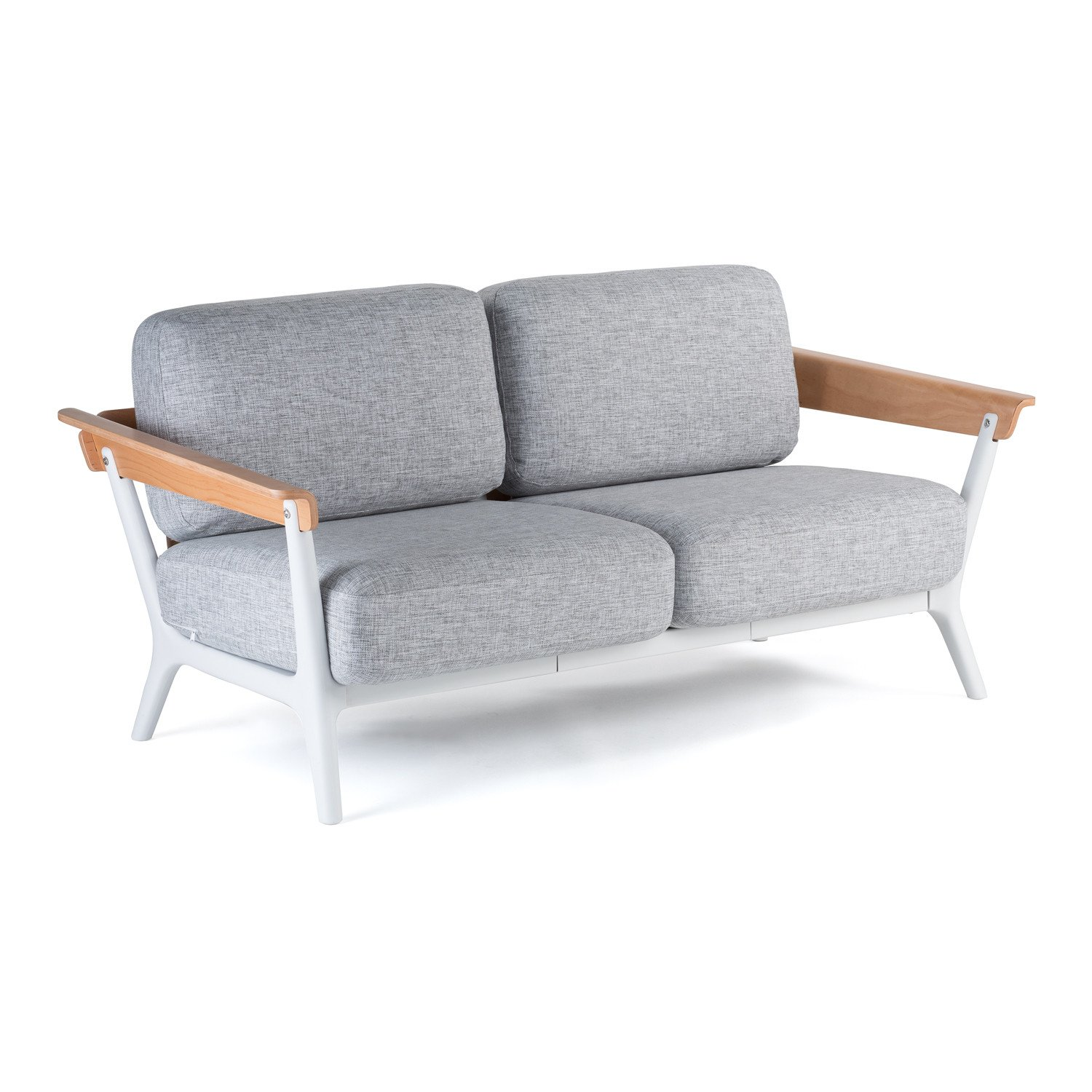 Two Seater Sofa Nêro, gallery image 1