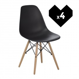 Pack of 4 IMs Chairs