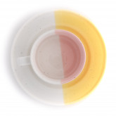 Set of 6 Coffee cups with Tracya Saucer, thumbnail image 4