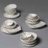 Set de 4 platos pequeños Ecöh