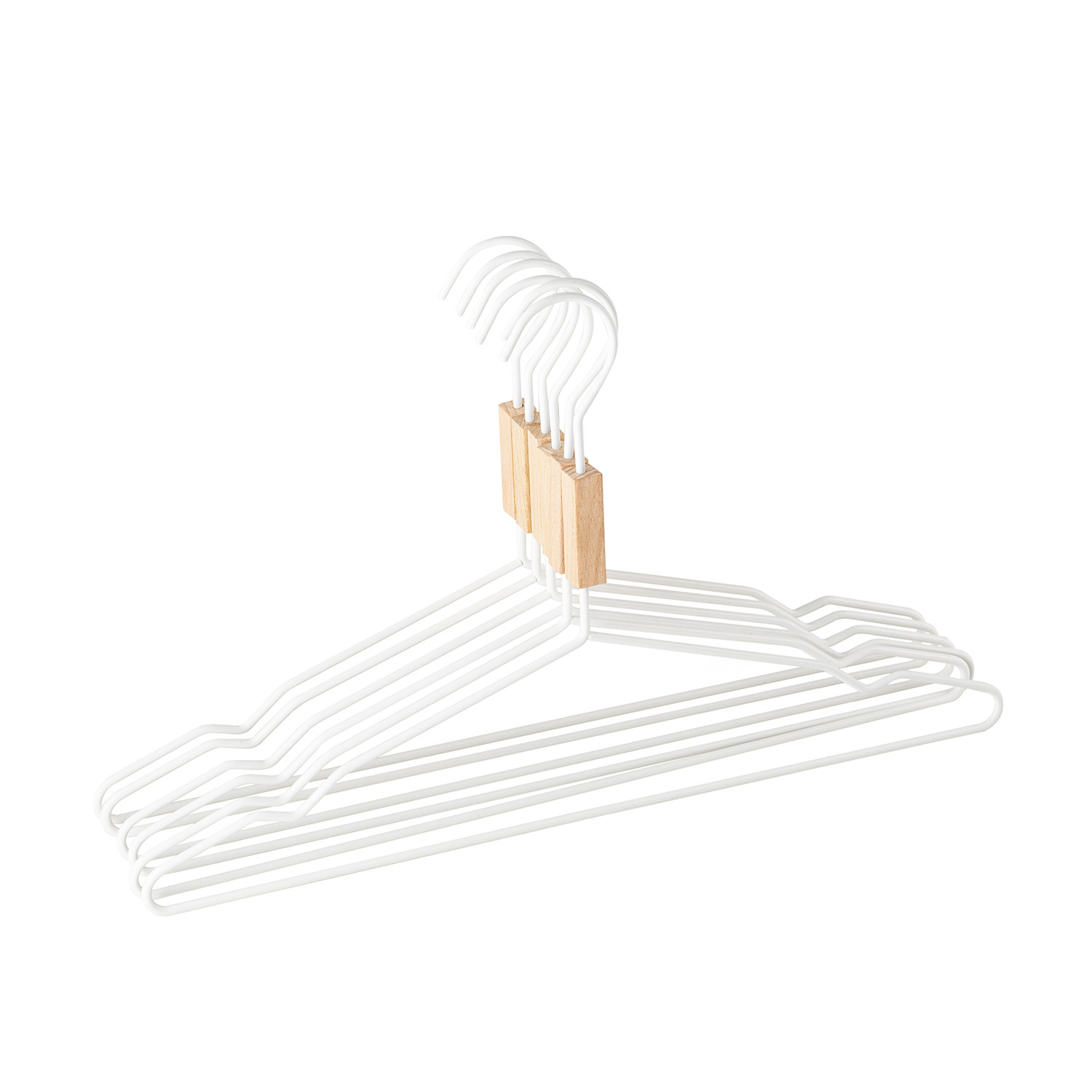 Set of 6 Säly Hangers, gallery image 1
