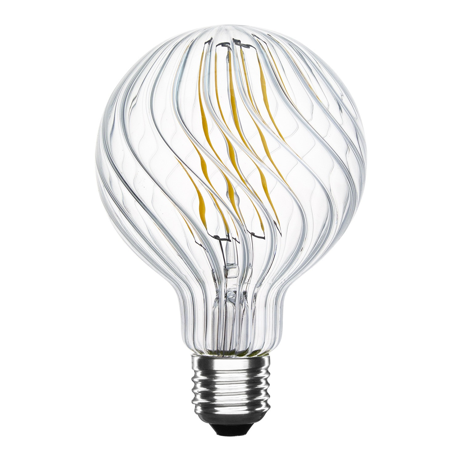 4W E27 LED Filament Verne Bulb (Dimmable), gallery image 1