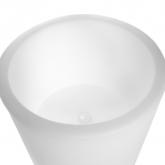 Rechargeable RGBW LED Plant Pot