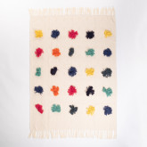 Fest Plaid Blanket in Cotton, thumbnail image 2