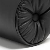 Chaise Longue in Leatherette Tathum, thumbnail image 4
