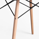 Mesa Redonda de Comedor en MDF (Ø120 cm) Scand Edition