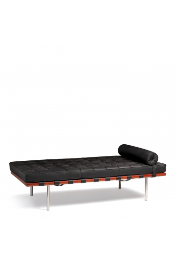 Chaise Longue in Leatherette Tathum