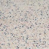 Mesa Alta en Cemento acabado Terrazo  Chack