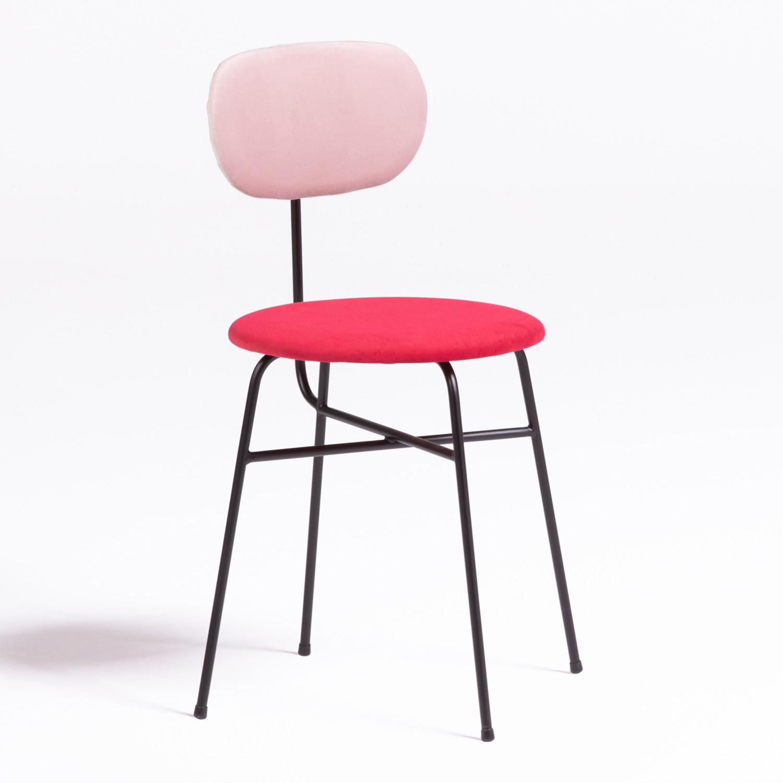 Jermi Velvet Chair, gallery image 1