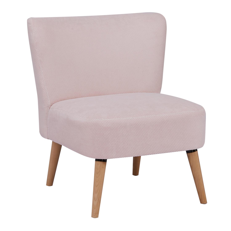 Chenille armchair Nuray, gallery image 1