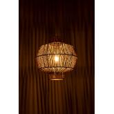 Amaris Braided Paper Ceiling Lamp, thumbnail image 4