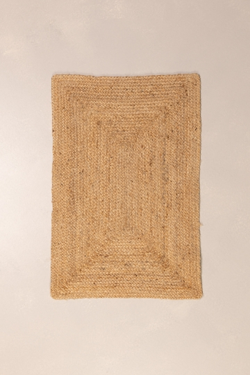 Natural Jute Doormat (90x60 cm) Airo