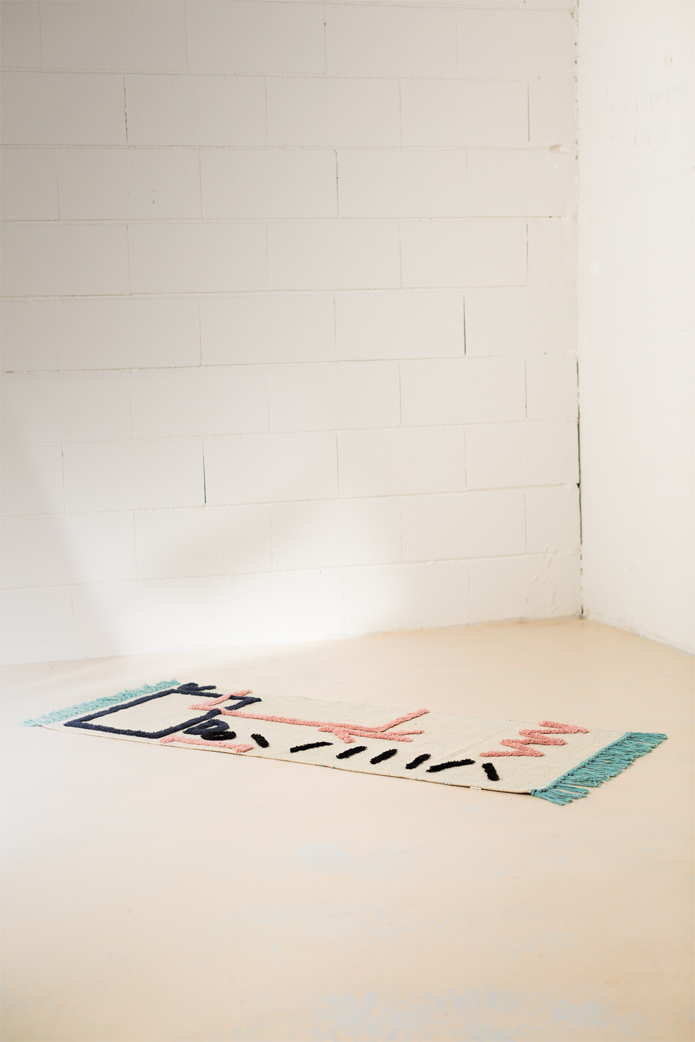 Cotton Rug (120x50 cm) Dudle, gallery image 1