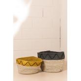Jute Tinus Baskets, thumbnail image 3