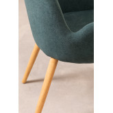 Rubber Wood Dining Chair Azra, thumbnail image 5