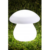 Rechargeable RGBW LED Mushroom