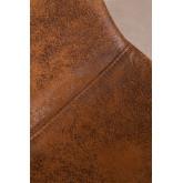 Leatherette Glamm Stool, thumbnail image 5