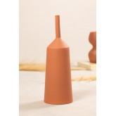 Tole Ceramic Vase, thumbnail image 1