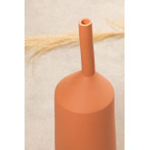 Tole Ceramic Vase, thumbnail image 2