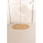 Natural Jute Oval Doormat (73x46.5 cm) Never, thumbnail image 2