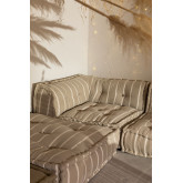 Modular Sofa Cushion in Cotton Dhel Boho, thumbnail image 6