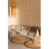 Cotton  Modular Corner Sofa Dhel, thumbnail image 5