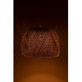 Bamboo Ceiling Lamp (Ø45 cm) Debi, thumbnail image 3