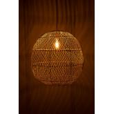 Ceiling Lamp in Rattan (Ø50 cm) Api, thumbnail image 5
