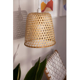 Ceiling Lamp in Rattan (Ø30 cm) Kalde, thumbnail image 1