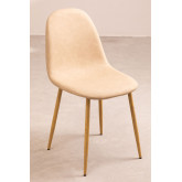 PACK of 4 Glamm Leatherette Chairs, thumbnail image 1