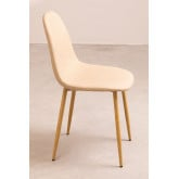 PACK of 4 Glamm Leatherette Chairs, thumbnail image 2