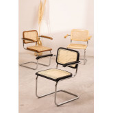 Dining Chair with Armrests Tento, thumbnail image 6