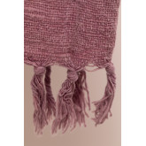 Lavani Cotton Plaid Blanket, thumbnail image 4