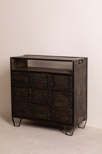 Wooden Chest of Drawers Warce