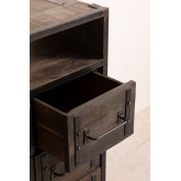 Wooden Chest of Drawers Warce , thumbnail image 4