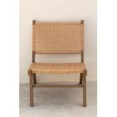 Synthetic Wicker Garden Chair Miri , thumbnail image 3
