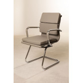 Mina Office chair with armrests, thumbnail image 3