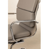Mina Office chair with armrests, thumbnail image 6