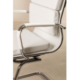 Mina Office chair with armrests, thumbnail image 5