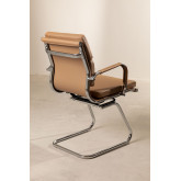 Mina Office chair with armrests, thumbnail image 4