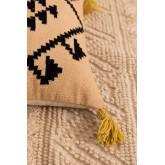 Kyle Square Cotton Cushion (50x50 cm) , thumbnail image 3