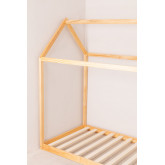 Wooden Bed for Mattress 90 cm Obbit Kids, thumbnail image 3